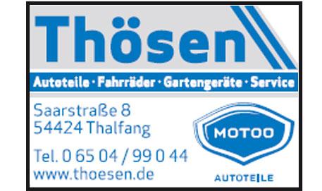 Logo Autoteile Thösen