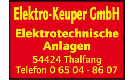 Logo Elektro Keuper