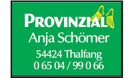 Logo Provinzial Anja Schömer