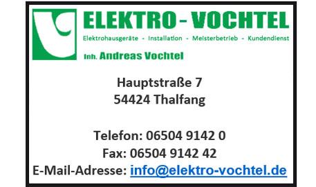 Logo Elektro Vochtel