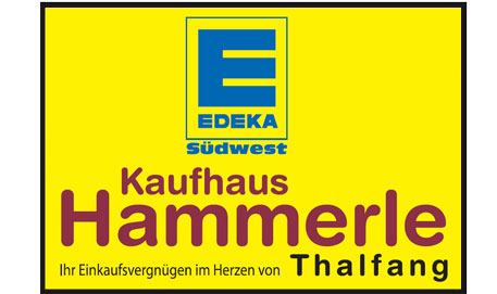 Logo Edeka Kaufhaus Hammerle