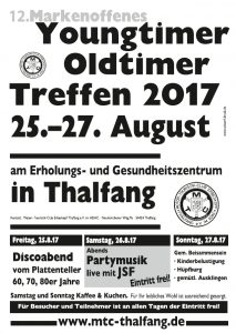 Plakat Treffen 2017