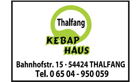 Logo Thalfang Kebap Haus