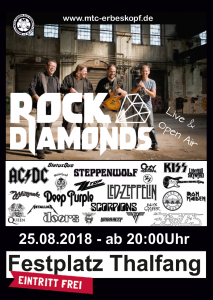Rock Diamond 2018