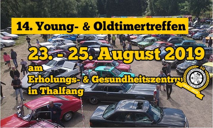 14. Young- & Oldtimertreffen 2019