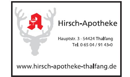 Hirsch Apotheke Thalfang