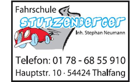 Logo Fahrschule Stutzenberger