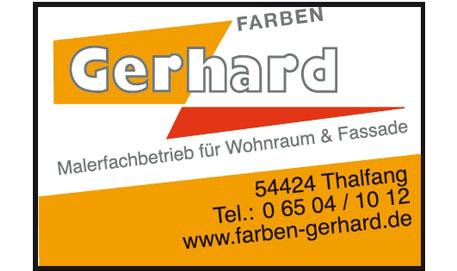 Logo Farben Gerhard