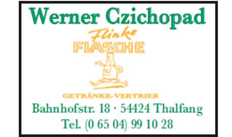 Logo Flinke Flasche