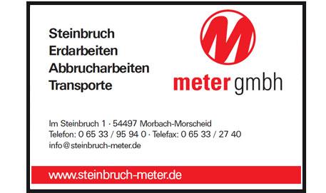 Logo Steinbruch Meter