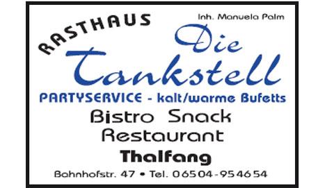 Logo 'Die Tankstell'